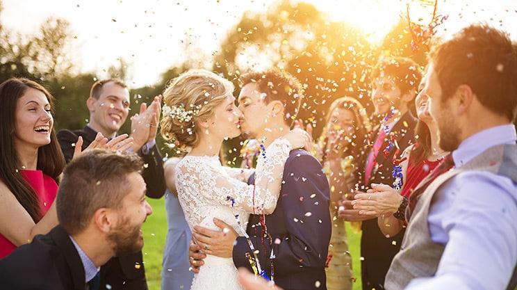 Die Hochzeitsversicherung – Sicherheit für den schönsten Tag