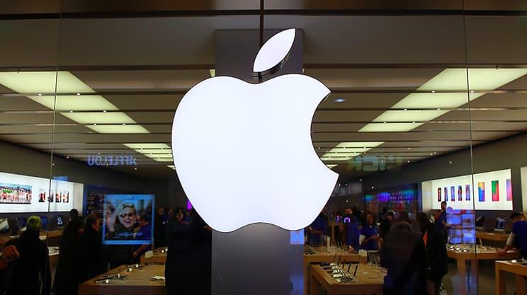 Anleger sind in Sorge – was ist mit der Apple-Aktie los?