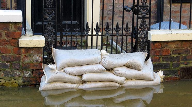 Hochwasser wird für Göttinger Versicherer sehr teuer
