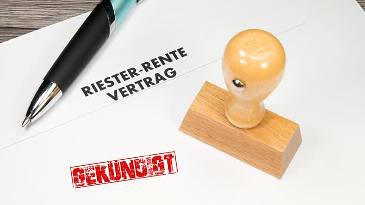 SIGNAL IDUNA kündigt Riester-Verträge