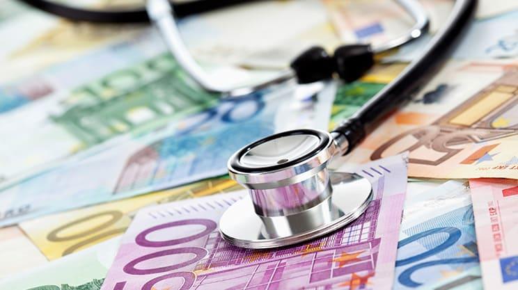 Zusatzbetrag der gesetzlichen Krankenversicherung sinkt