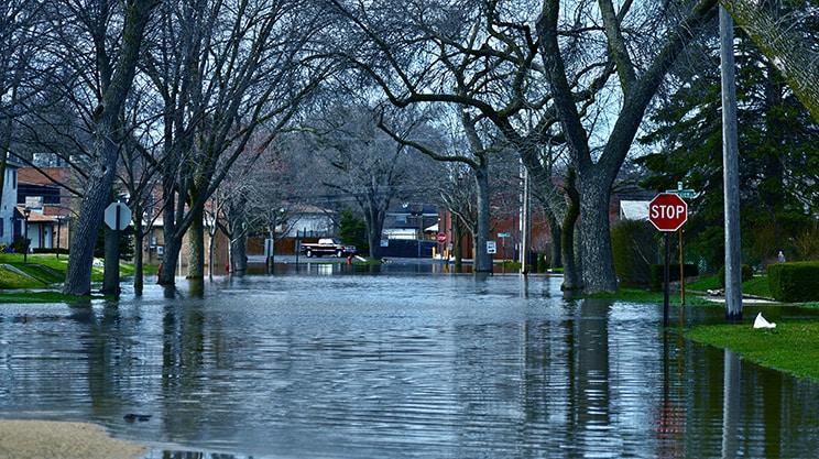 Katastrophen machen das Jahr 2017 für Versicherungen sehr teuer