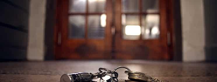 Wenn der Schlüssel verloren geht - lohnt es sich, eine Versicherung abzuschließen?